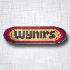 Sticker WYNN'S Patina