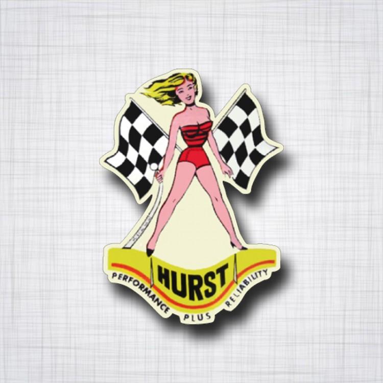 Pin-Up Hurst
