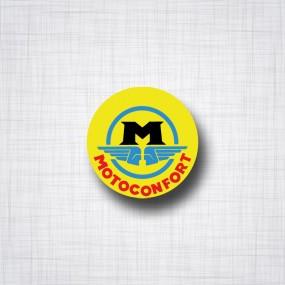 Sticker Mobylette Motoconfort