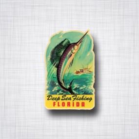 Sticker Florida Espadon