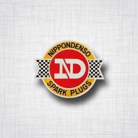 Sticker Nippondenso Spark Plugs