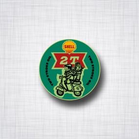 Sticker Shell 2 Temps