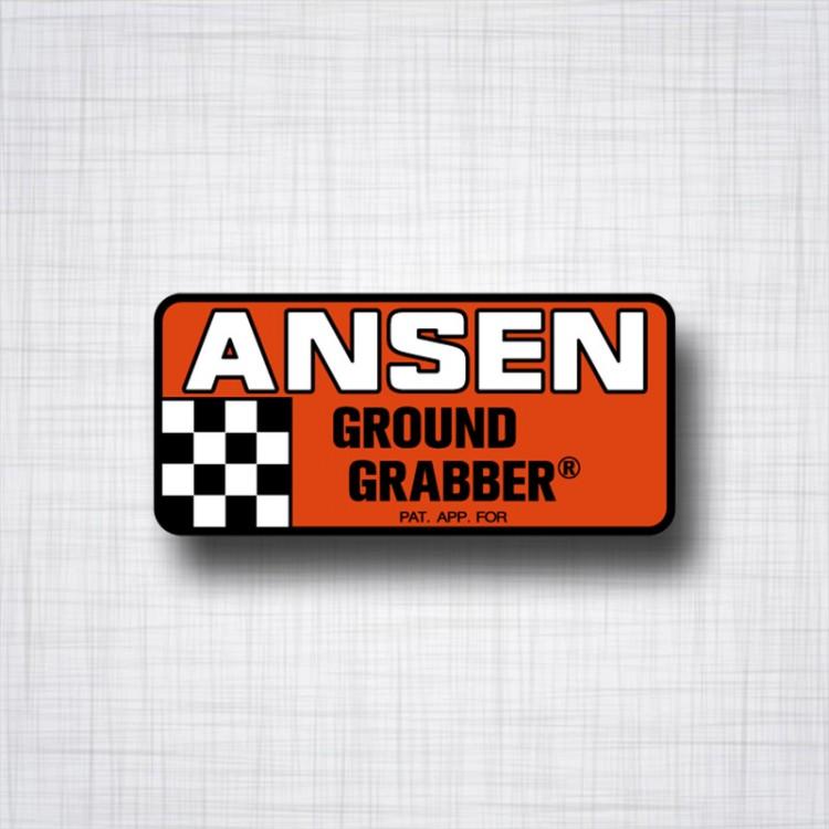 Sticker Ansen Ground Grabber