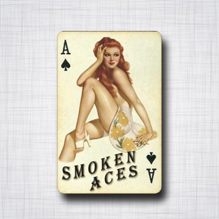 Pin-Up Smoken Aces