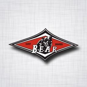 BEAR surf boards