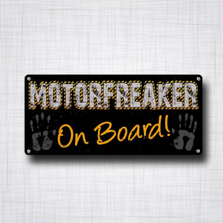Motorfreaker On Board