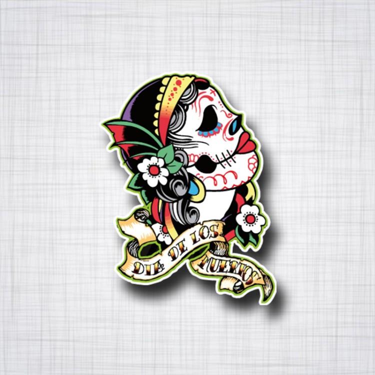 Tattoo Dia de los Muertos