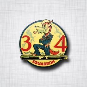 Loup 34 SQUADRON