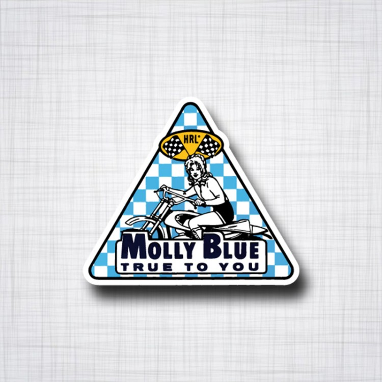 MOLLY BLUE True to You