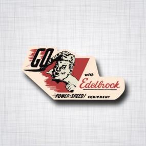 GO with EDELBROCK