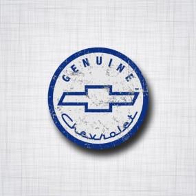 Sticker CHEVROLET Genuine