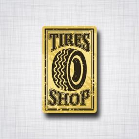 Sticker Tires Shop