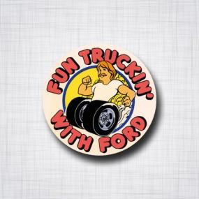 Fun Truckin' with Ford