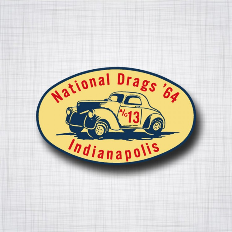 National Drags '64 Indianapolis