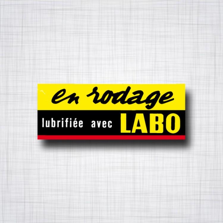 "LABO ""en rodage"""
