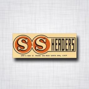 S&S Headers