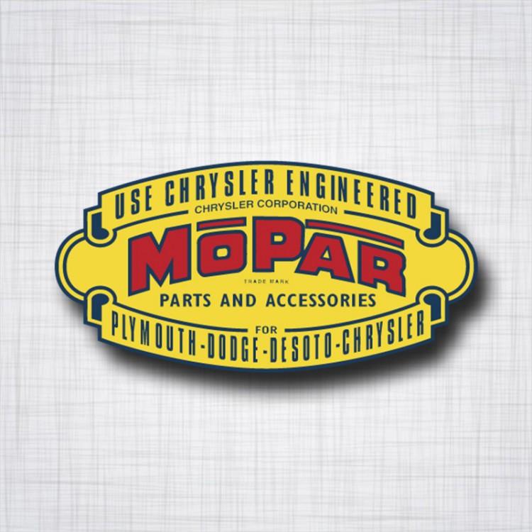 MOPAR Parts and accessories