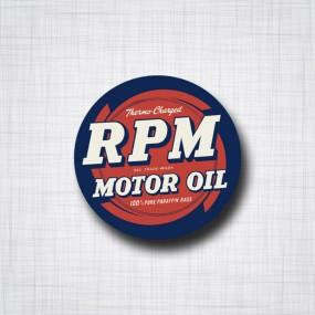RPM Motor Oil