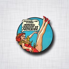Pin-Up Everything I Like...