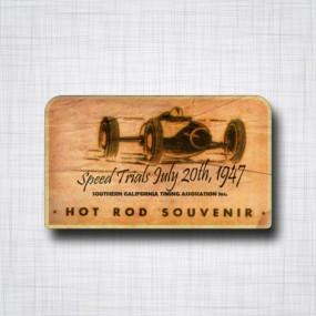 Hot Rod Souvenir