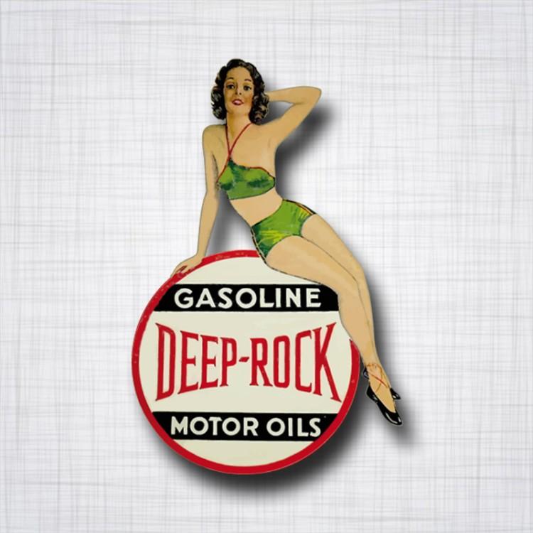 Sticker Pin-up Deep-Rock