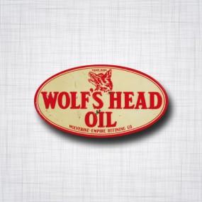 WOLF'S HEAD Oil