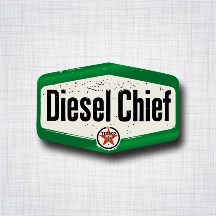 TEXACO Diesel Chief