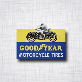 Sticker GOODYEAR Motorcycle tires