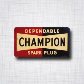 CHAMPION Dependable Spark Plugs