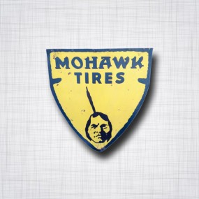 Sticker MOHAWK Tires