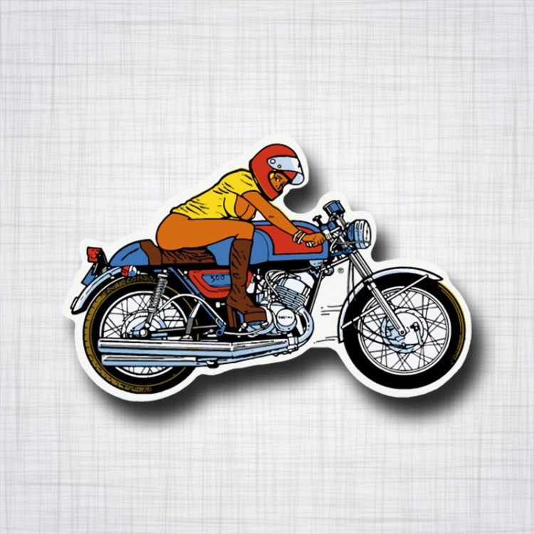 Pin-Up Moto