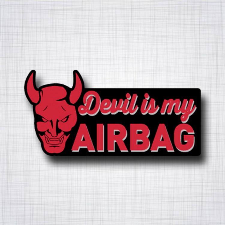 Devil is my Airbag