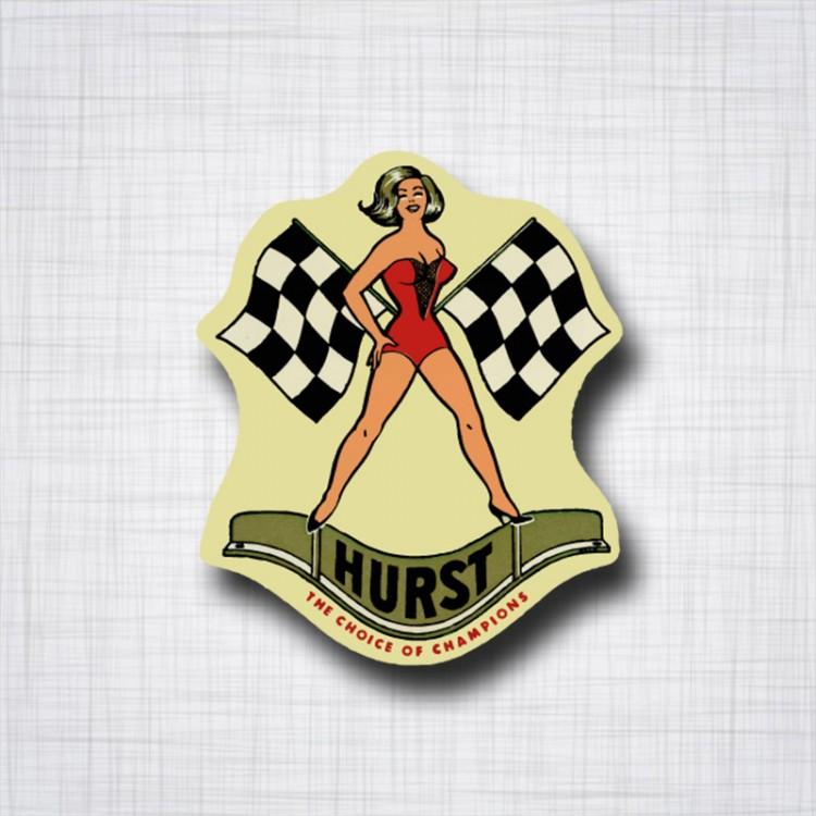 Hurst Pin-up