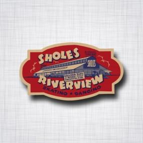 Roller Skate Sholes Riverview