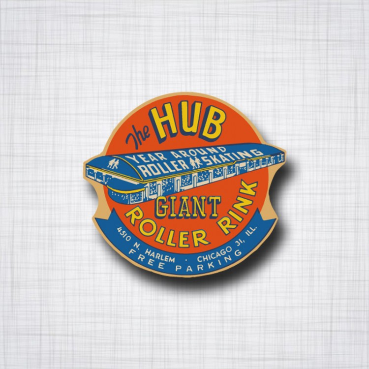 Roller Skate The Hub, Giant Roller Rink