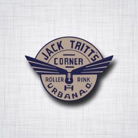 Roller Skate Jack Tritt's Corner