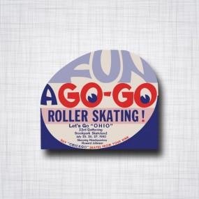 Roller Skate Fun A Go-Go