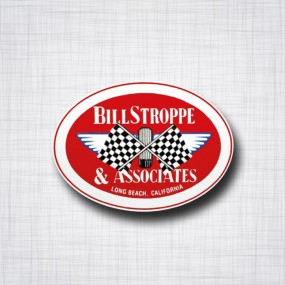 Sticker Bill Stroppe and Associates