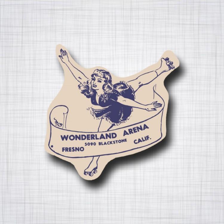 Roller Skate Wonderland Arena