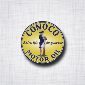 CONOCO Motor Oil