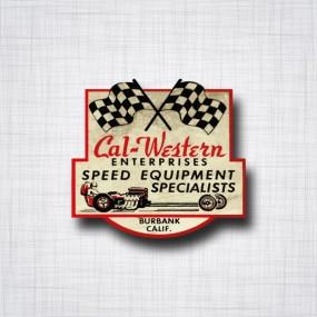 CAL-WESTERN Speed Equipment