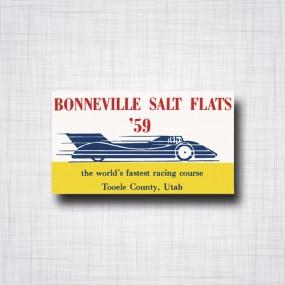 Bonneville Salt Flats 59