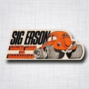 SIG ERSON Racing Cams