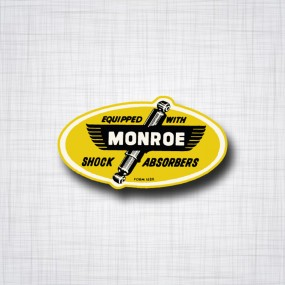 Equipped with MONROE