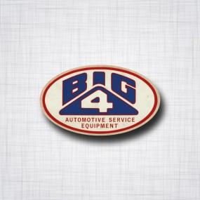 Sticker BIG 4