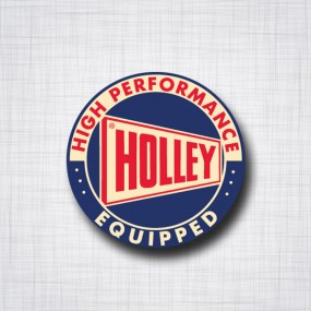 Holley Equipped