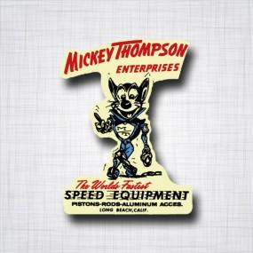 Mickey Thompson Speed Equipment
