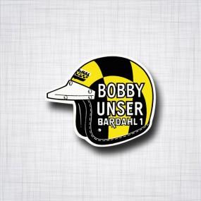 BARDAHL Casque Bobby Unser