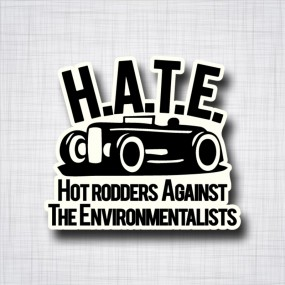 Hot Rodders Against Environmentalists
