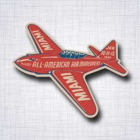 Avion Miami 1941